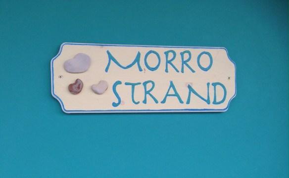 Morro Strand i Morro Bay