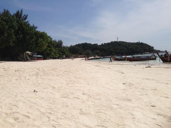 Koh Lipe Strand Pattaya Beach