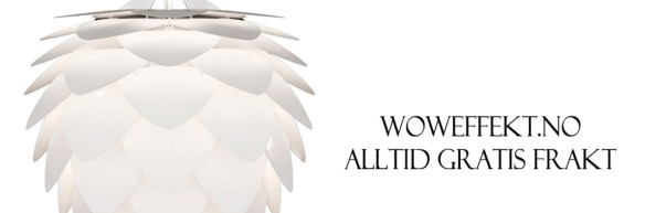 woweffekt logo silvia lampe alltid gratis frakt