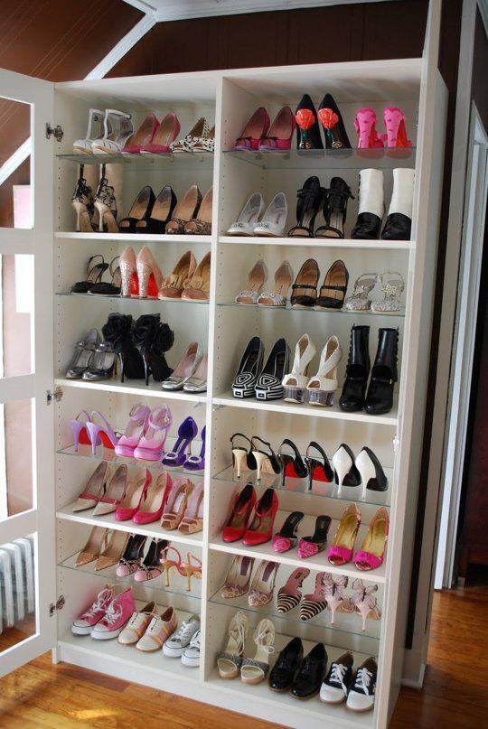 garderobeskap til sko