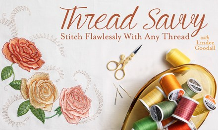 Create Exquisite Embroidery with Any Thread!