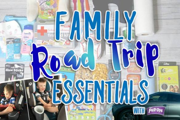 FamilyRoadTripEssentials