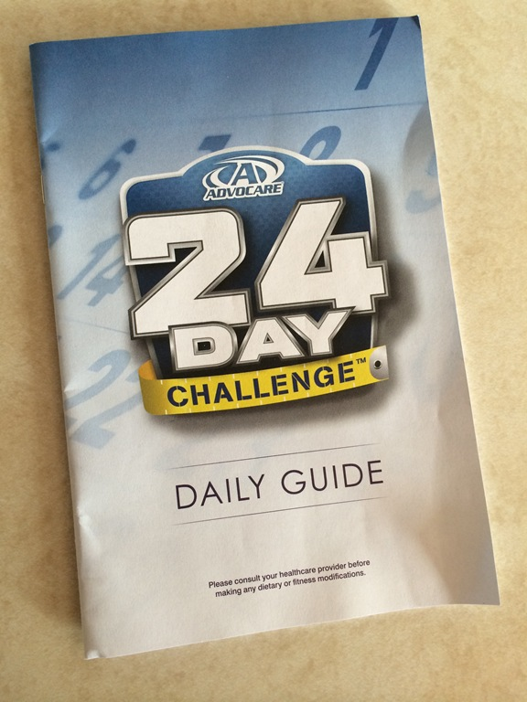 the 24 day advocare challenge - - Lindsay\u0027s List - 24 day challenge guide