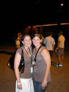Me and Carey Martin - CityStages 2008