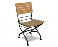 Outdoor Round Folding Bistro Table and Chairs set
