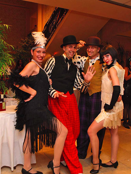 1920s theme Party Lindy Hop All-Stars