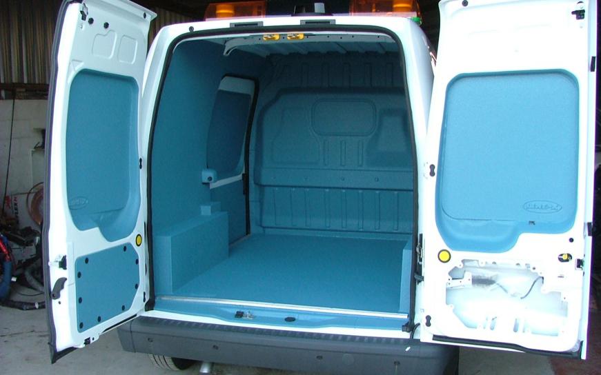 Coloured Van Liners