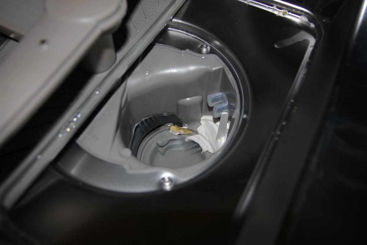 Spülmaschine filter reinigen anleitung tipps von bosch