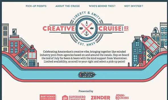 Creative-Cruise