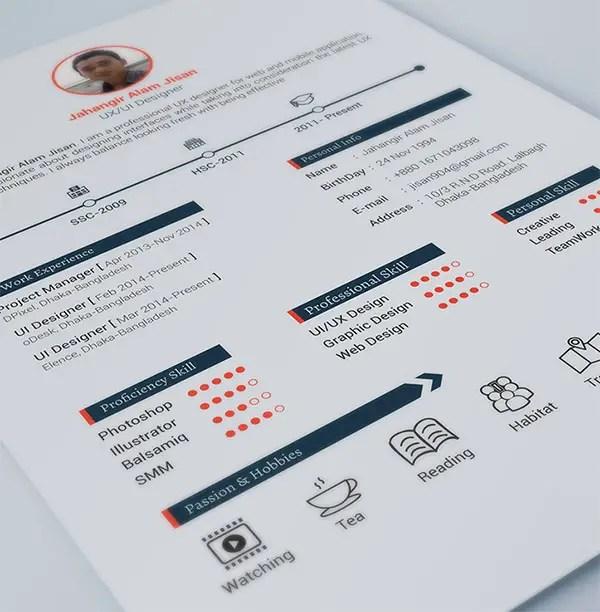 professional web designer resumes - zaxa - web design resume example
