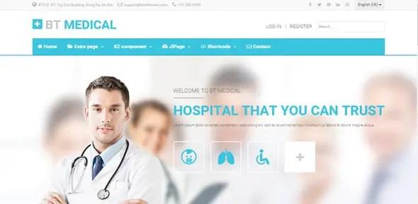 30+ Professional Medical Website Templates  WordPress Themes