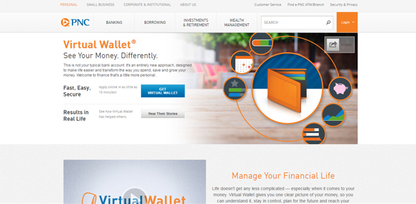 40 Financial Website Designs  Templates