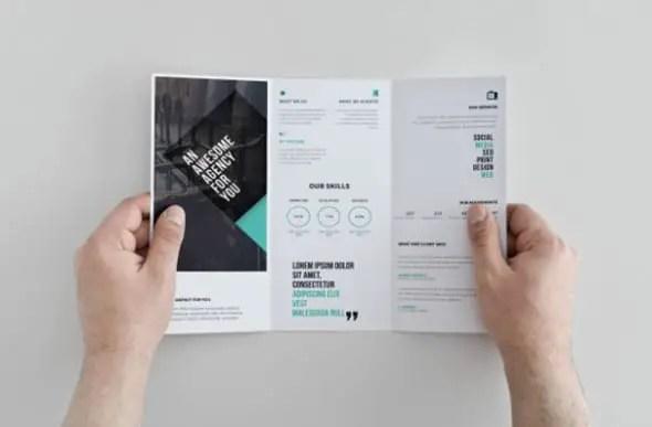 40 Print-Ready Brochure Templates Free and Premium - company brochure templates
