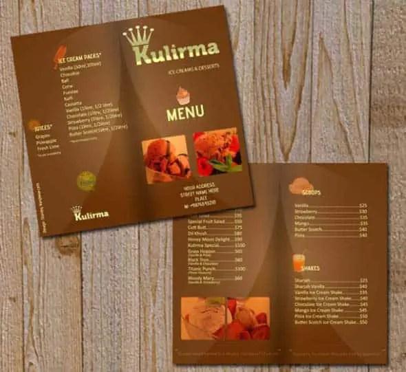 40 Print-Ready Brochure Templates Free and Premium - sample restaurant brochure