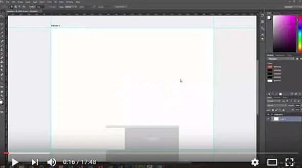 35 High Quality Photoshop Web Design Tutorials - how to create a website template