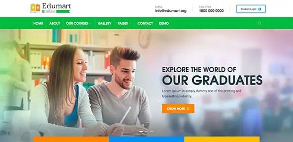 25 Best Education Wordpress Themes