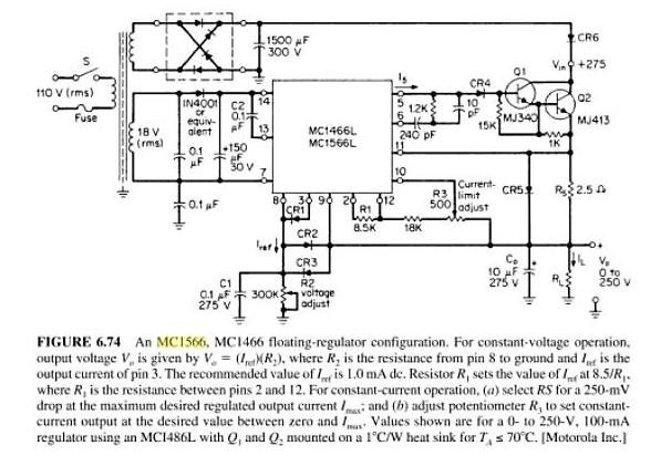 T-reg Tube voltage regulator Linear Audio NL