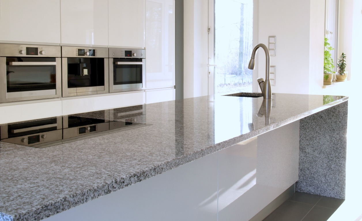 Granit Arbeitsplatte Worktops On The Isle Of Wight By Linear Kitchens