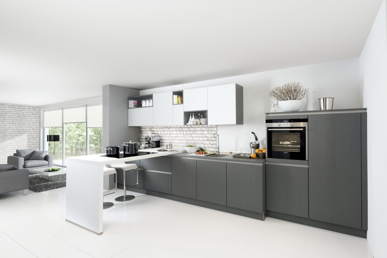 Küche Celina 2017 Dynamically Modern Linear Kitchen Designs