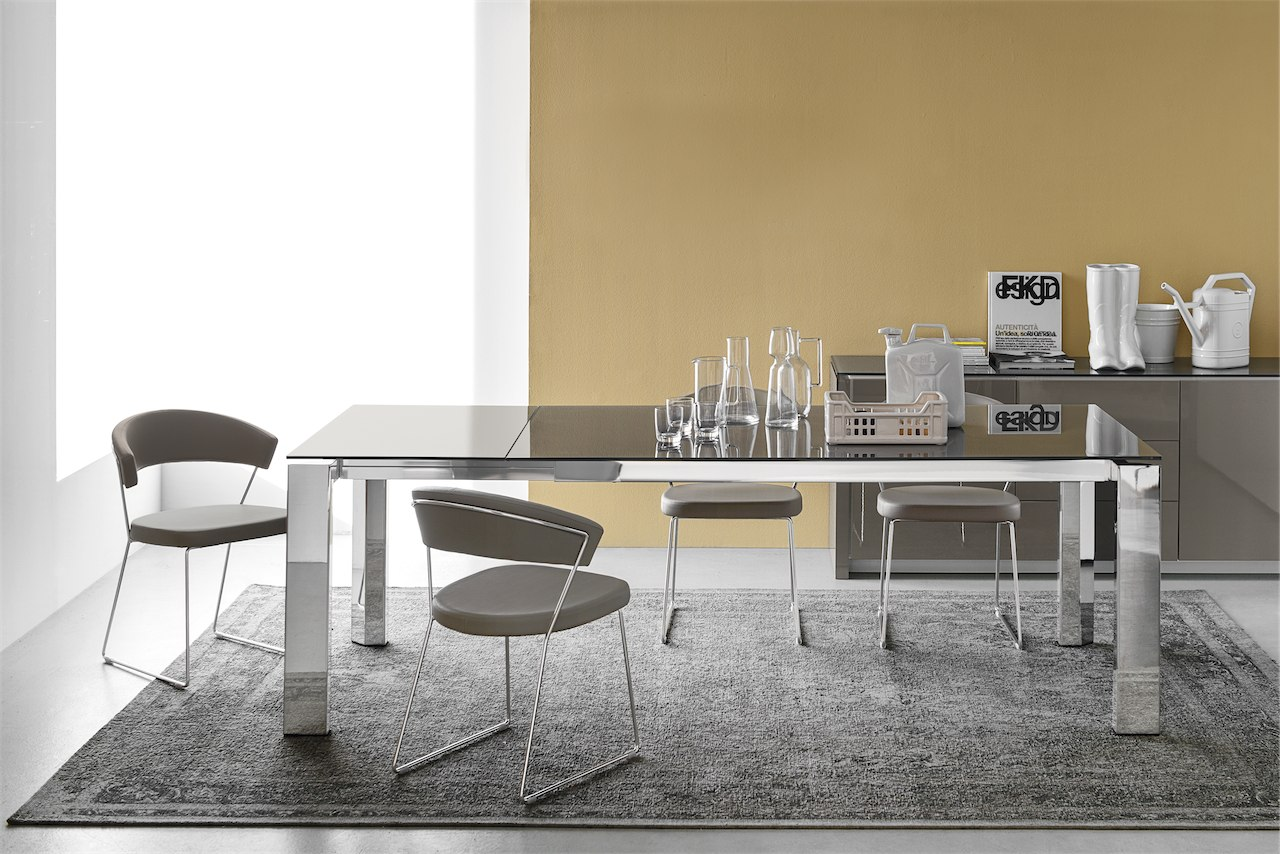 Sedia Calligaris New York Tortora Sedia New York Cb 1022 Sk Connubia By Calligaris Linea