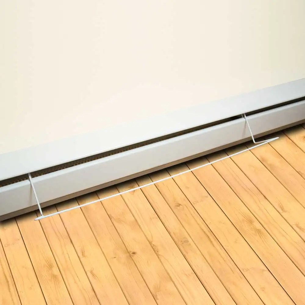 Curtain Heater Curtain Protector For Electric Baseboard Heater Accessories