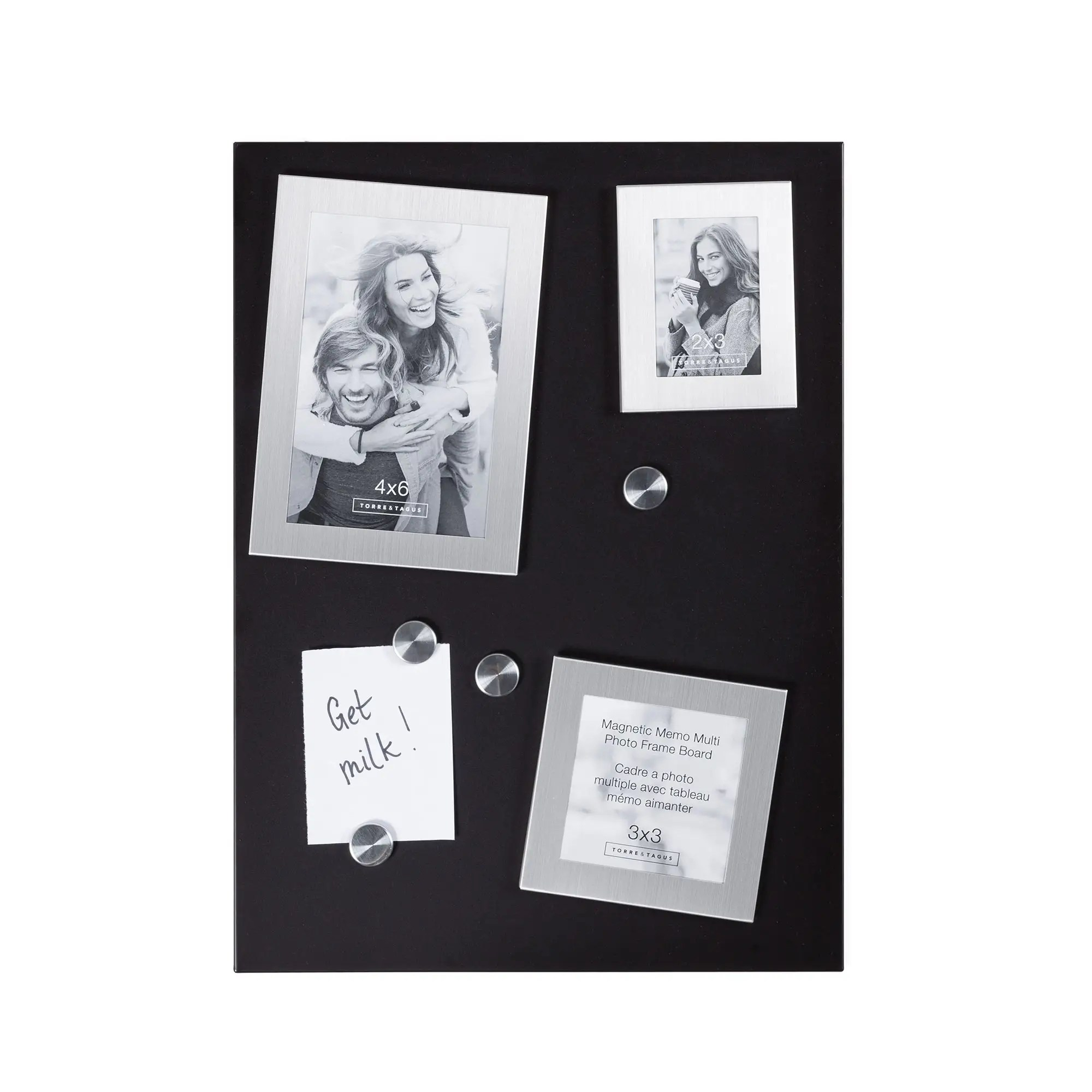 Cadre Photo Multiple Magnetic Memo Photo Frame Board