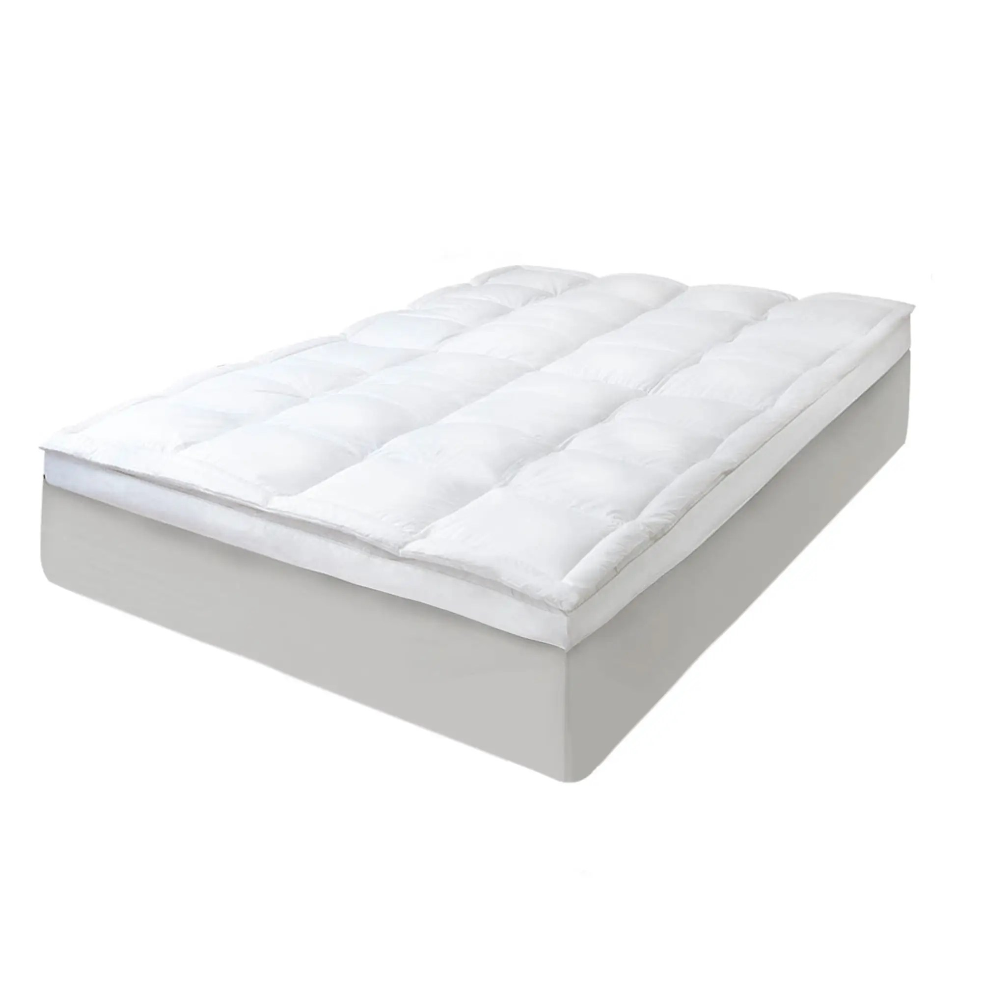Best Mattress Toppers Australia White Down And Feather Mattress Topper Mattress Toppers Duvets