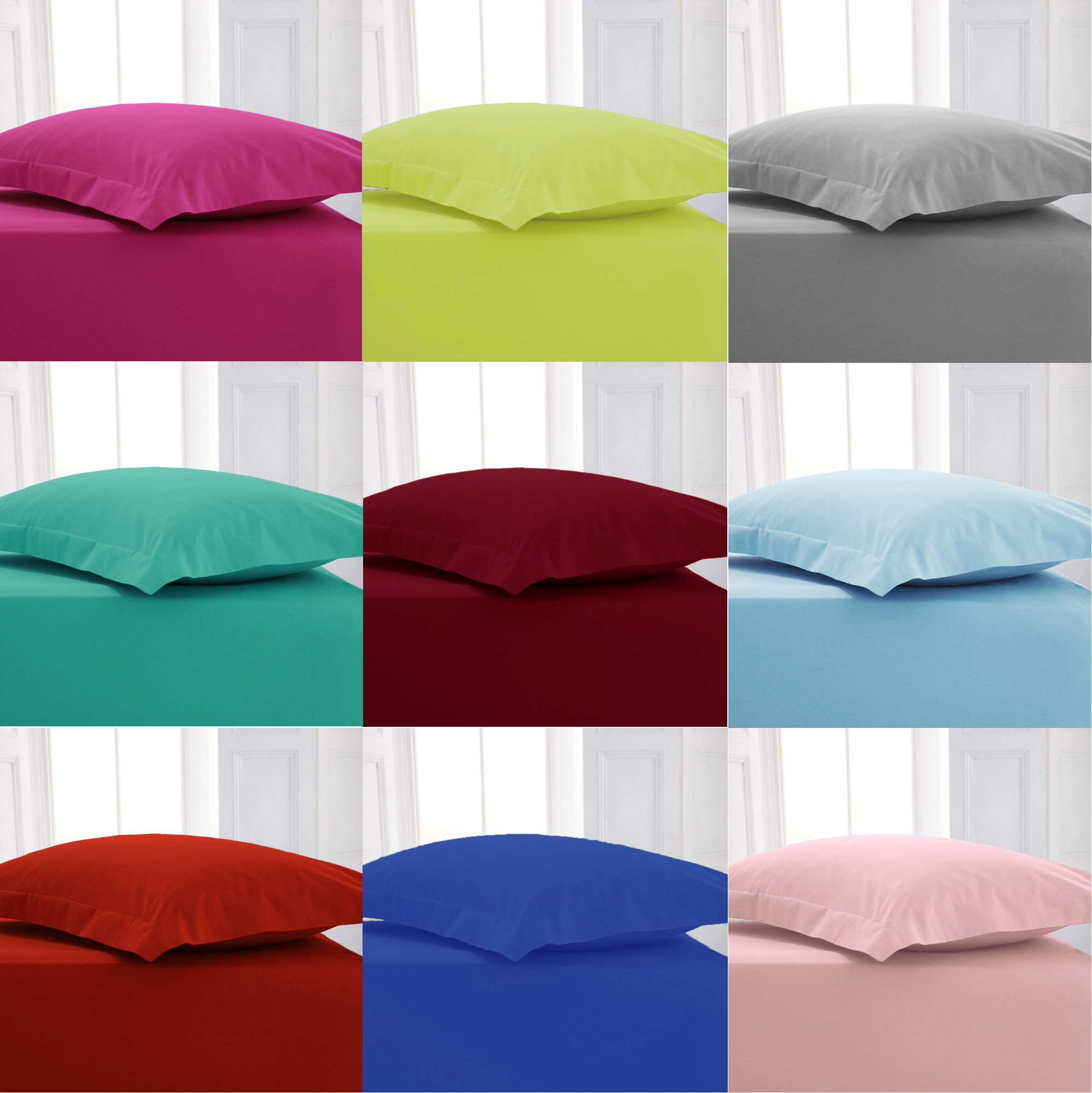 Double Bed Fitted Sheet Details About 4 Foot Small Double Poly Cotton Fitted Bed Sheets Bed Linen