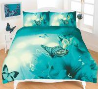 Butterfly 3D Effect Duvet Cover Bedding Set | eBay