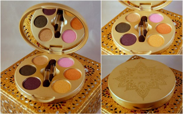 Lise Watier Palette India Eyeshadows