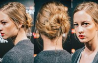 Whitney Linen at WMCFW SS 14 (Photo Credit: Redken)