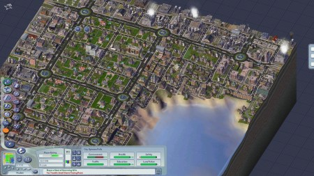 Zone Sizes Sim City 4