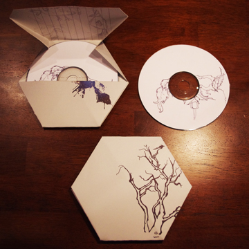 cd cover art contest winner Lineweights