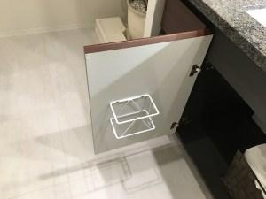 洗面所ゴミ置き場