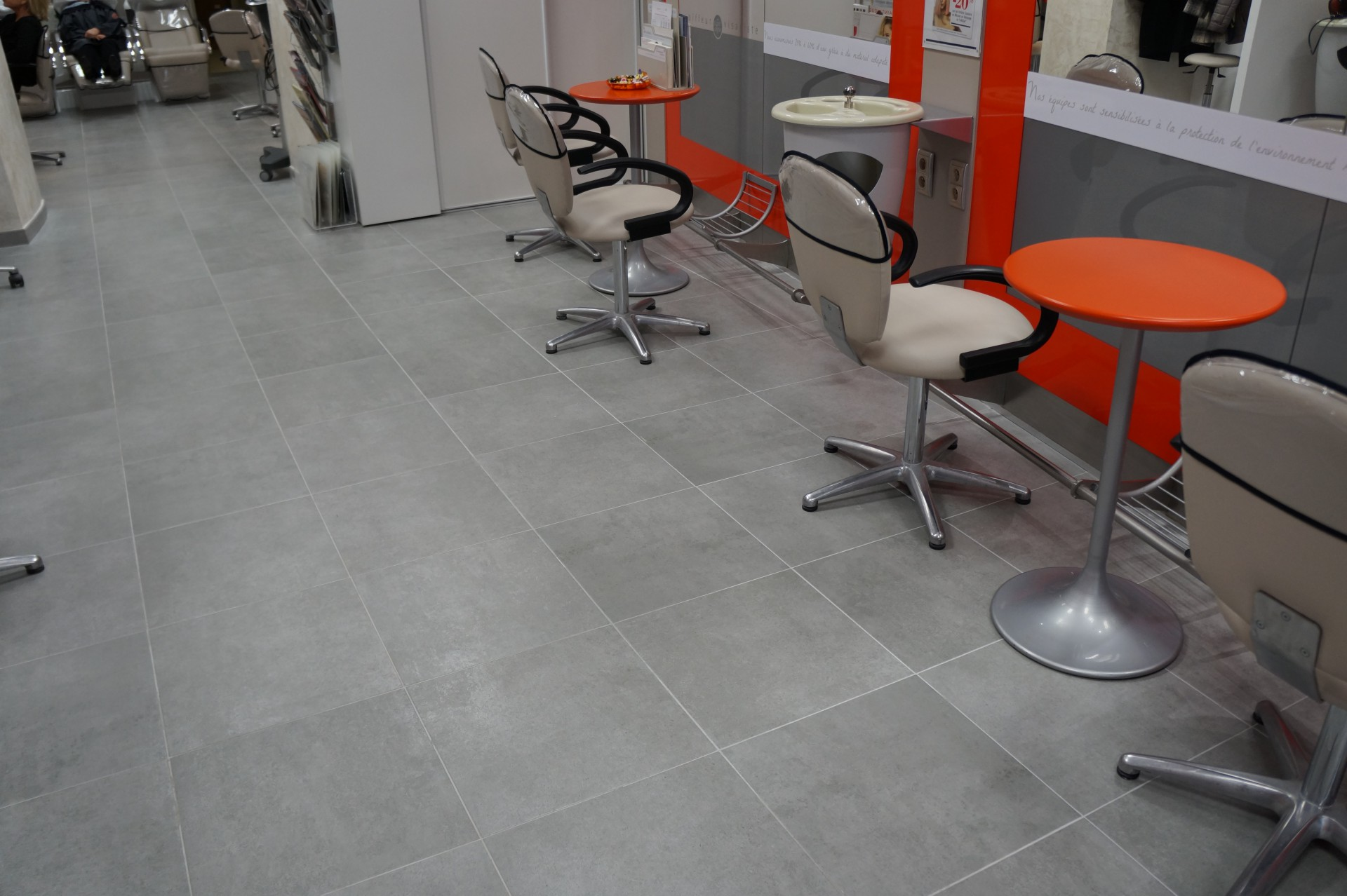 Carrelage Parquet Salon Carrelage Salon De Coiffure