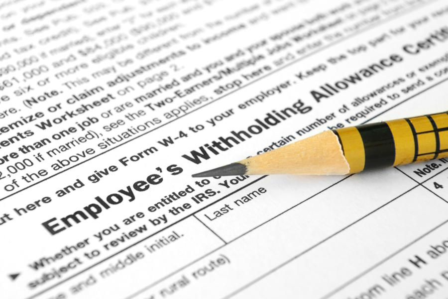 withholding calculator 2019 paycheck