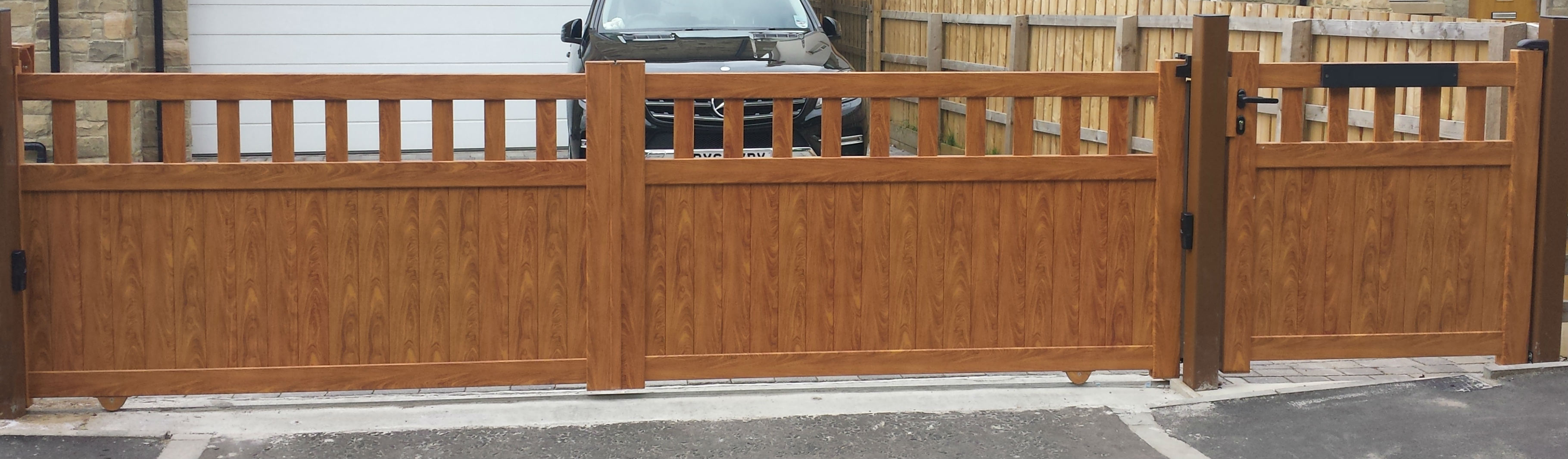 Sliding Gate For Garage Sliding Or Swing Gate Automation