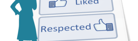 Liked or Respected