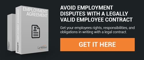 UK Employment Contract Why They Are Important