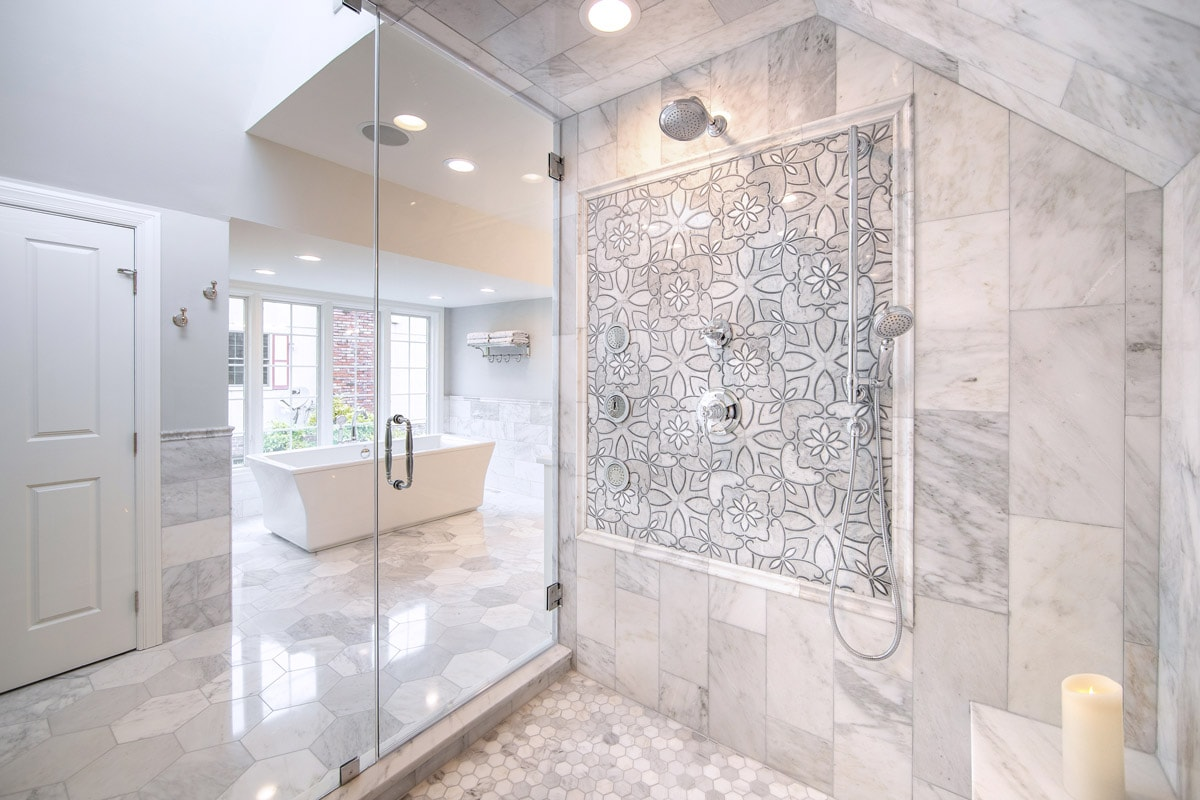 Bathroom Home Interior Design Kitchen Bathroom Remodeling In Chicago Linly Designs