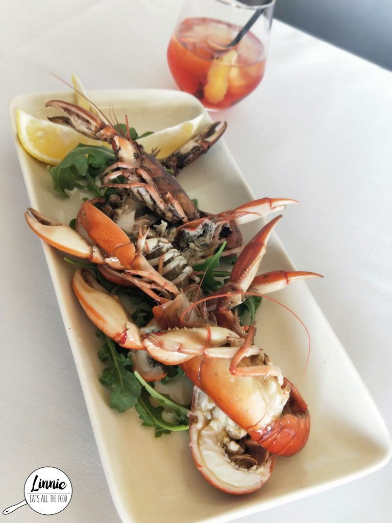 Cucina Restaurant North Adelaide Menu La Baia Bar Cucina Albert Park Linnie Eats All The Food