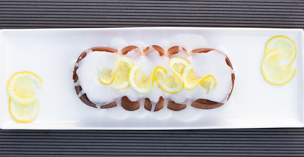 Rezept | Zitronen Mascarpone Kuchen