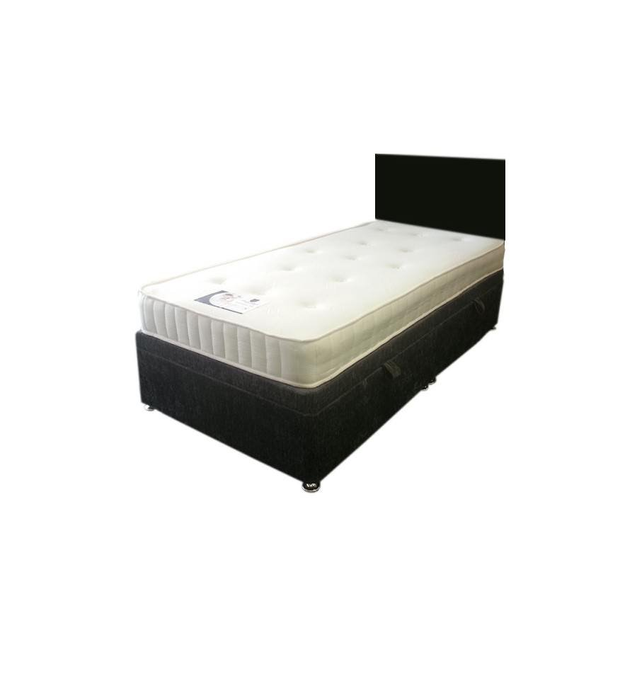 Double Size Bed Buckingham Custom Double Size Ottoman Bed