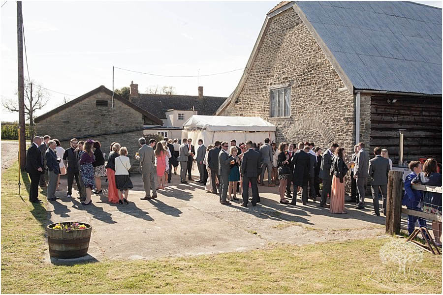 Stockbridge Farm Barn Wedding (15)