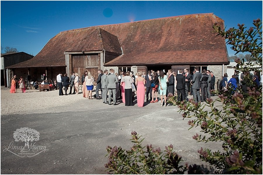 Stockbridge Farm Barn Wedding (17)