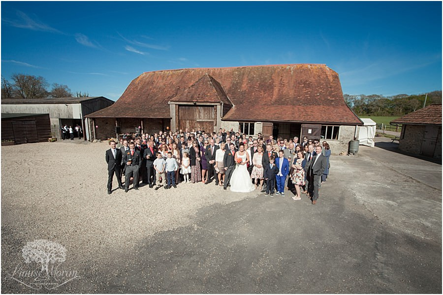 Stockbridge Farm Barn Wedding (19)