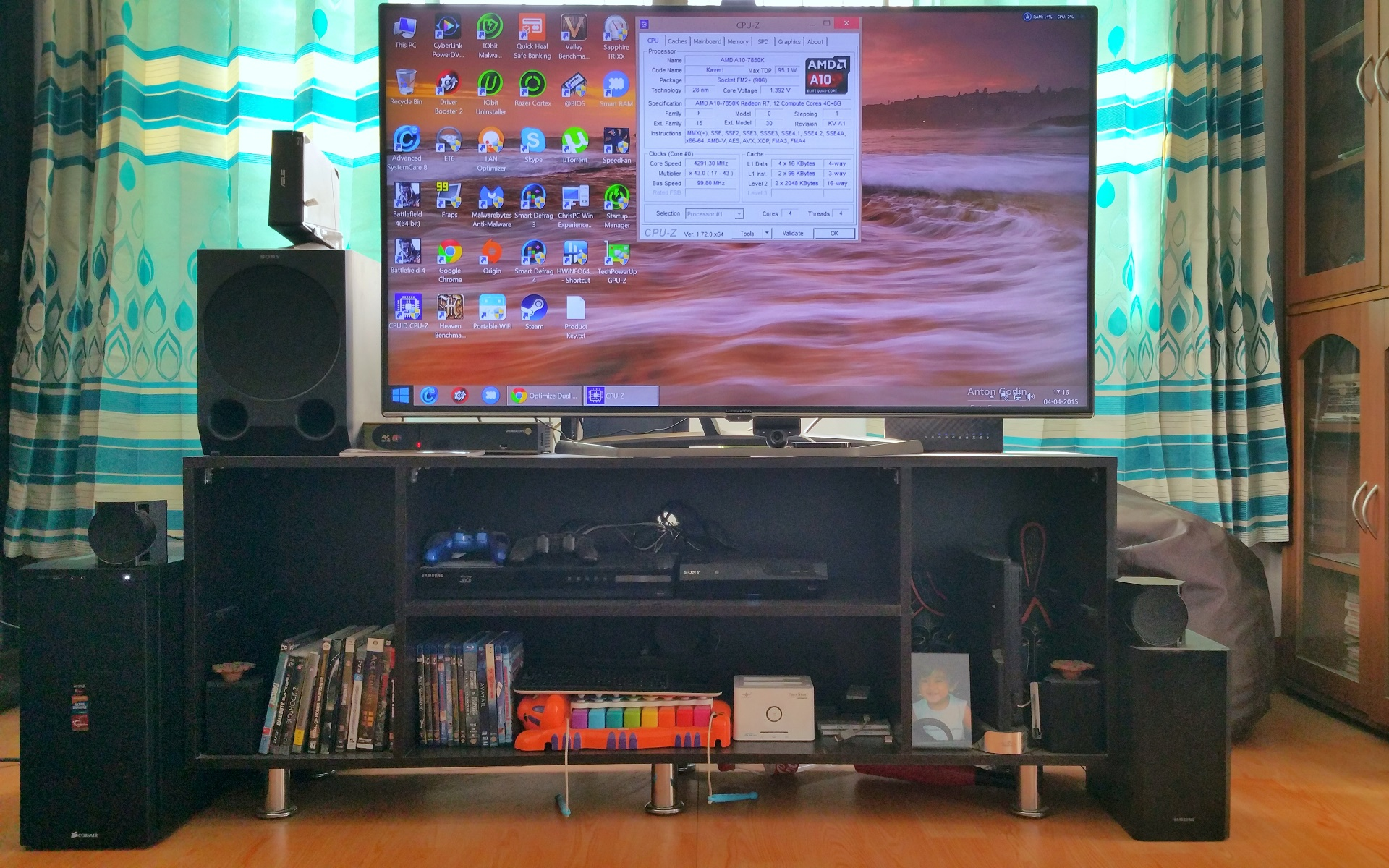 Home Entertainment Setup My Home Theater Setup Rigs Linus Tech Tips
