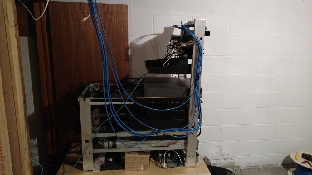 Diy Server Rack Reddit - DIY Campbellandkellarteam
