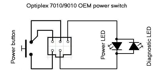 dell optiplex 360 motherboard diagram