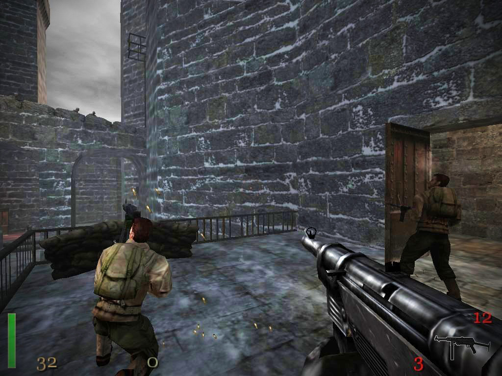 Download Engine 3d Live Wallpaper Introducing Return To Castle Wolfenstein Coop Cooperative